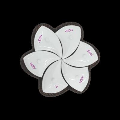 Bộ khay mứt 6 ngăn có in logo
