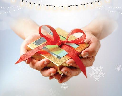 Quà tặng thay cho lời cảm ơn từ doanh nghiệp đến người nhận