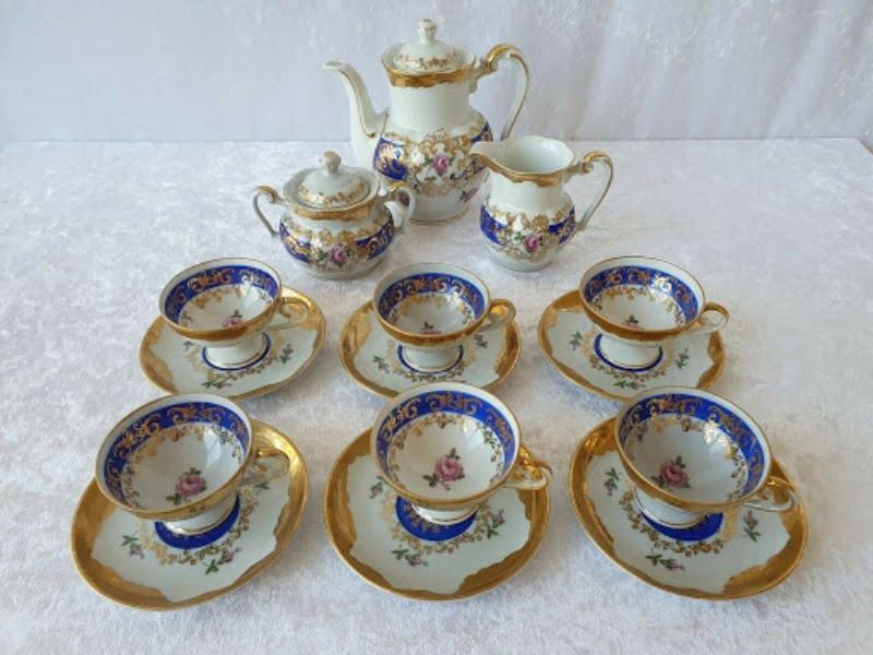 Gốm Sứ Việt - Địa chỉ mua bộ ấm trà cổ chất lượng cao