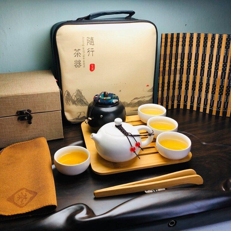 Những điều cần lưu ý khi sử dụng ấm trà du lịch