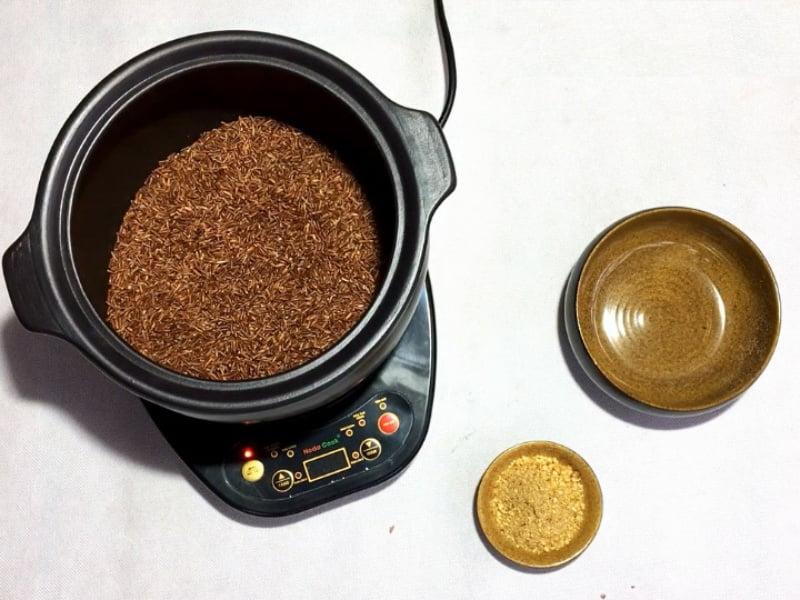 Với phương pháp này, bạn sẽ cảm nhận được sự khác biệt khi cơm chín đều, mềm thơm, ngọt ngào đúng vị tự nhiên