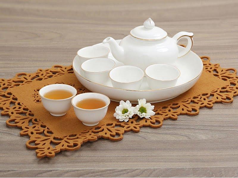 Bộ ấm trà là món quà tặng vô cùng sang trọng đồng thời phù hợp với mọi đối tượng