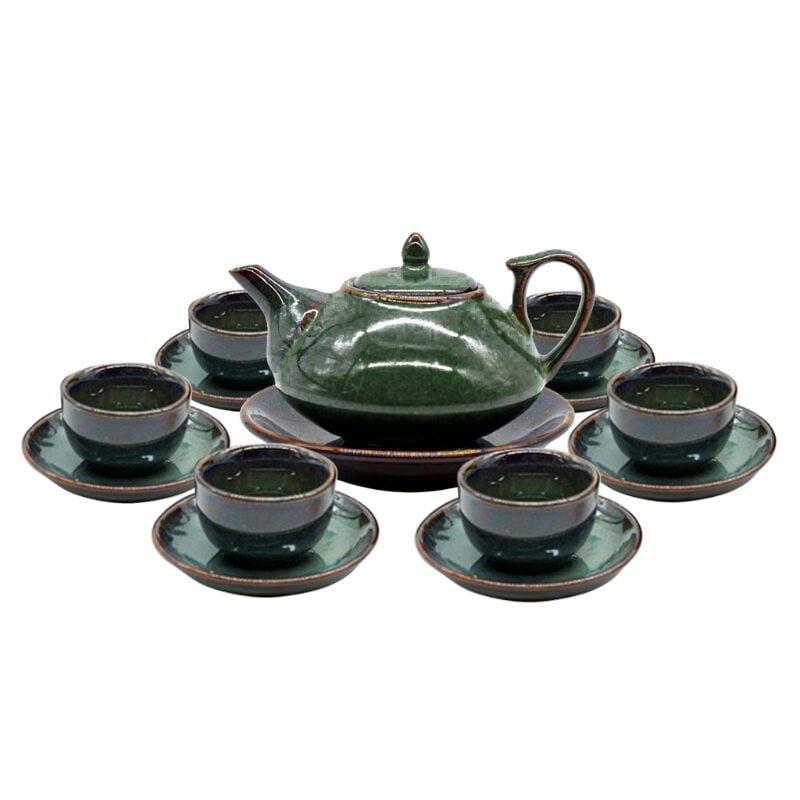 Nếu bạn đang tìm một món quà tặng 30/4 phù hợp với ngân sách thì bộ ấm trà là lựa chọn vô cùng hoàn hảo